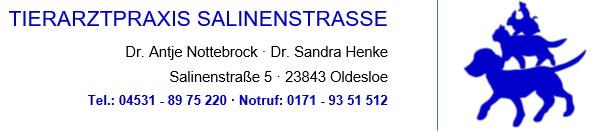 Tierarztpraxis Salinenstraße